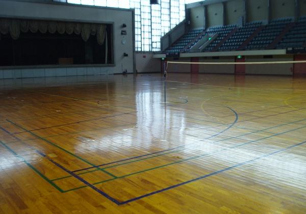 体育館競技